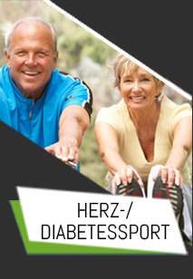 Herz-/Diabetessport